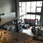Condo Loft Under Construction San Diego