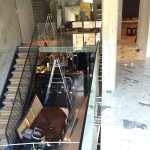 Condo Top Floor Glass Railing Installation