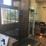 Glass Frameless Shower San Diego