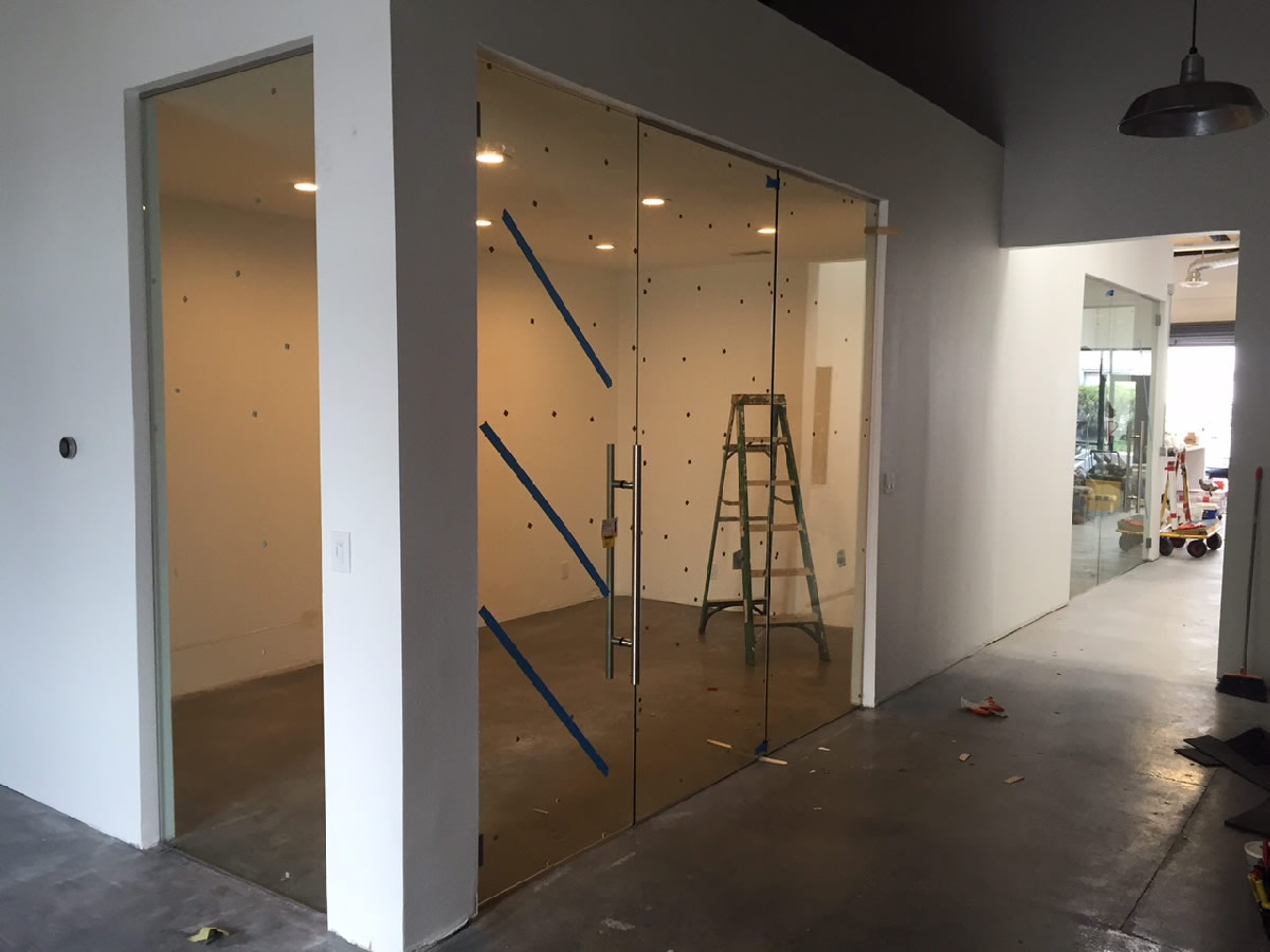 glass office walls san diego patriot glass and mirror