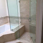 Corner Glass Shower Enclosure