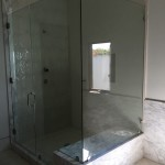 Large Half Inch Glass Enclosure