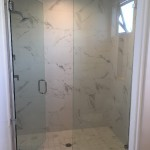 San Diego Glass Shower Enclosure Install