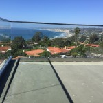 Glass Railing Installation For Unobstructed View
