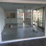 Glass Wall Divider Pacific Beach Office