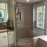 Glass Shower Enclosure La Jolla