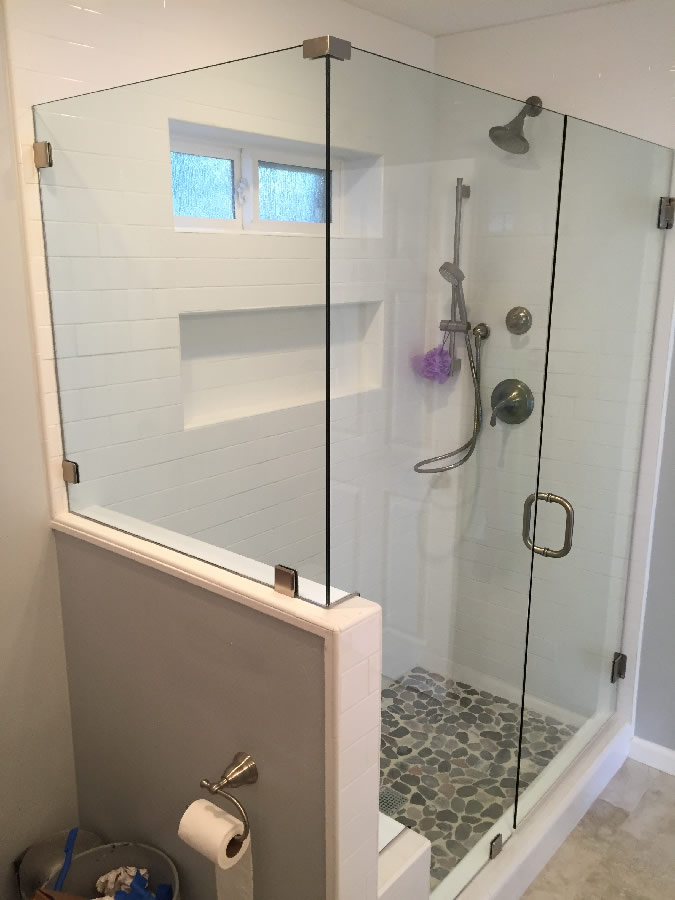 Glass Shower Enclosure San Diego