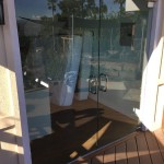 Half Inch Custom Exterior Glass Doors