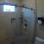 CR Laurence Glass Sliding Shower Door