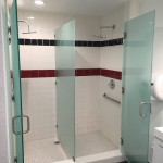 Point Loma Glass Shower Enclosure