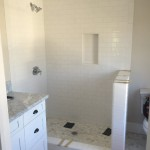 Point Loma Shower Enclosure Installation