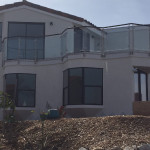 Glass Railing Custom Installation Solana Beach