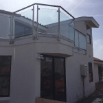 Stainless And Glass Railing Solana Beach