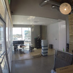 Glass Office Wall Partitions Install San Diego