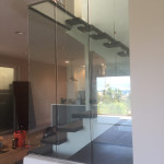 Half Inch Tempered Clear Glass