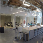 Half Inch Tempered Glass Office Walls San Diego