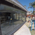 Clear Glass Exterior Wall San Diego