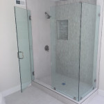 Encinitas Shower Enclosure Installation