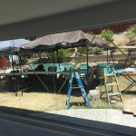 San Diego Glass Wall Installation