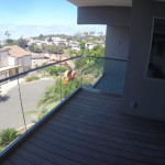 Tempered Glass Railing Installation Pacific Beach