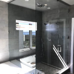Pacific Beach Shower Enclosure Installation