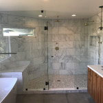 Large Glass Shower Enclosure La Mesa