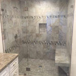 Frameless Glass Shower San Diego