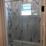 CR Lawrence Hydro Slide Shower Door Install