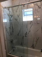 Install CR Lawrence Hydro Slide Shower Door