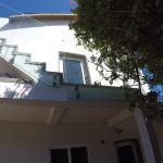 Glass Railing Install Del Mar