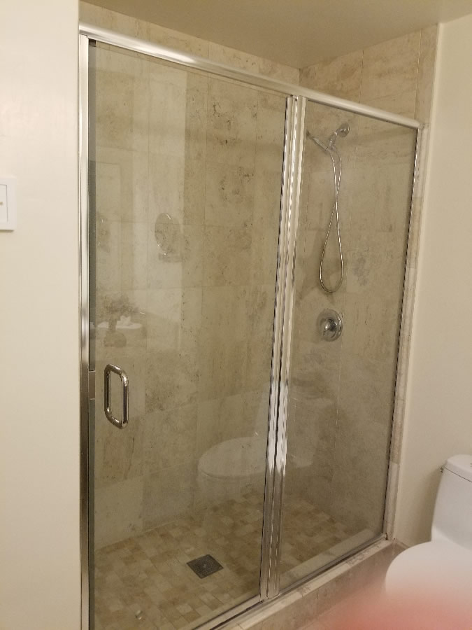 Shower Door Replacement Patriot Glass And Mirror San Diego Ca
