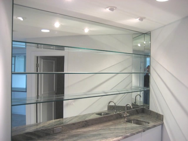 Lovely Custom Bar Mirror - San Diego - Patriot Glass and Mirror | San  OK17