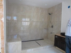 Shower Ready For Gl Install