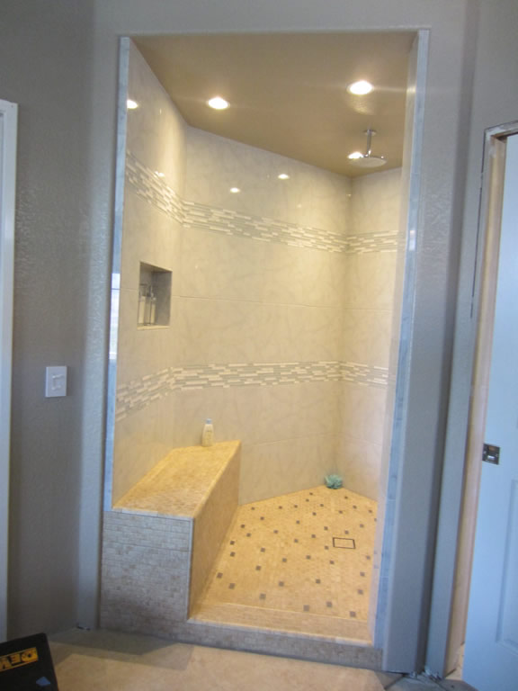Rain Glass Shower Door Patriot Glass And Mirror San