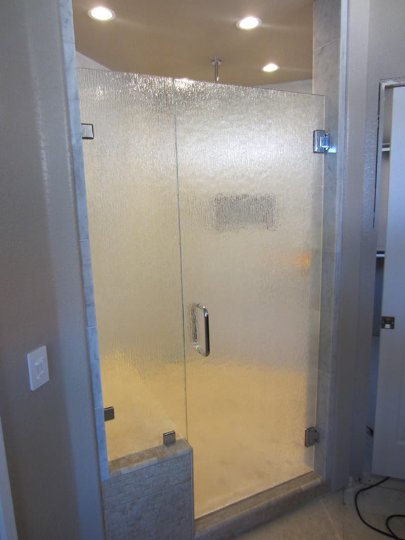Rain Glass Shower Door Patriot Glass And Mirror San