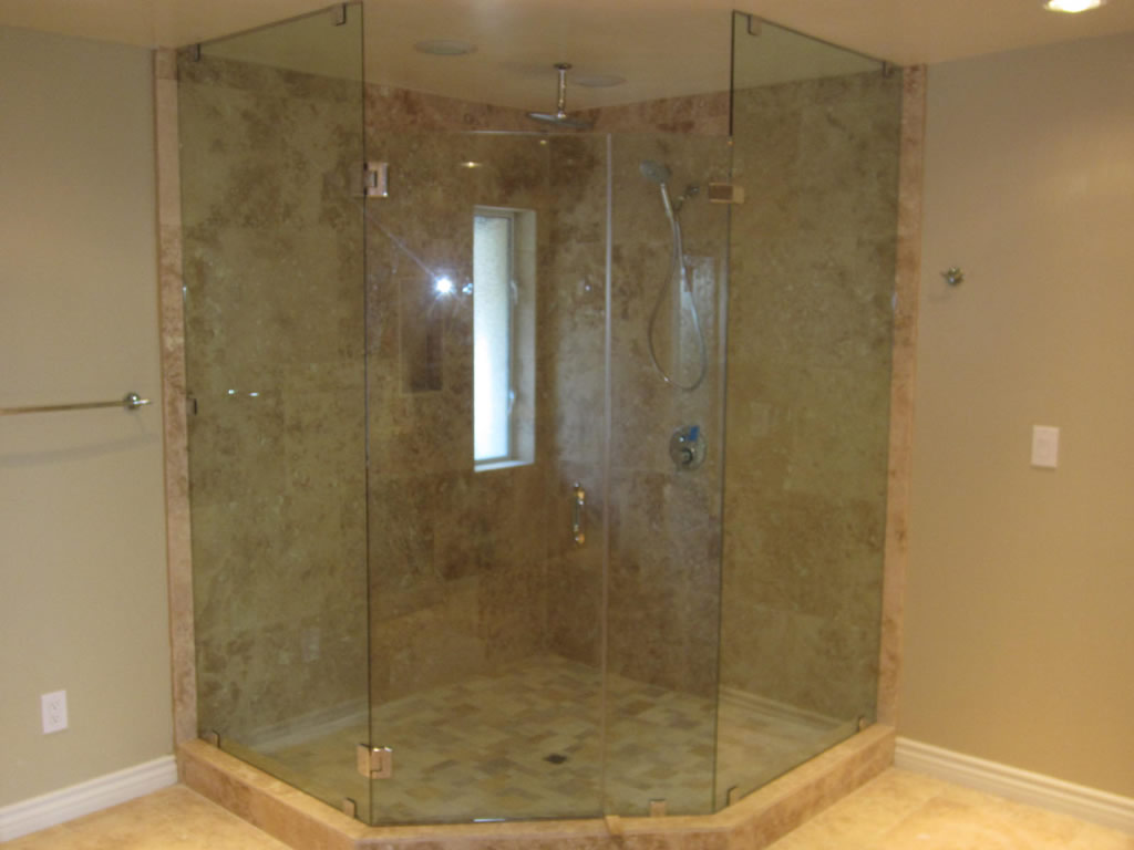 Neo Angle Enclosure Mission Hills Patriot Glass And