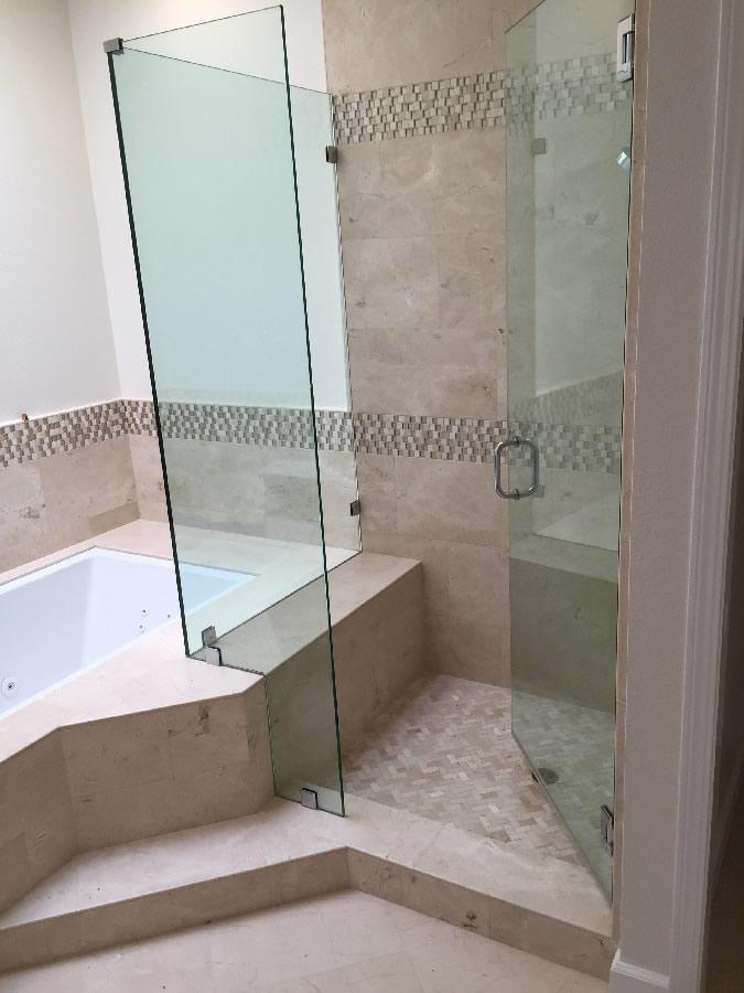 Charmant Corner Shower And Tub Sevenstonesinc Com