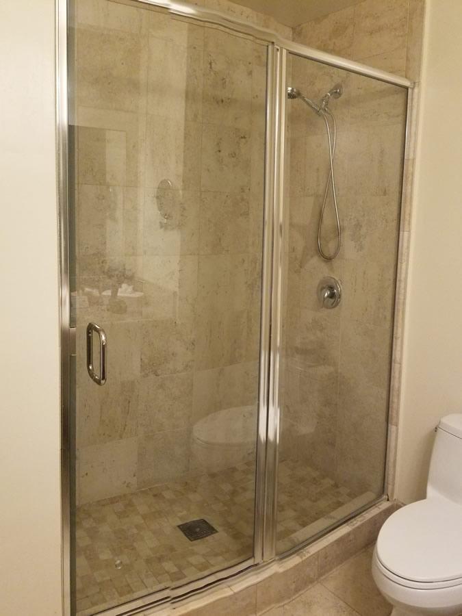 Shower Door Replacement - Patriot Glass and Mirror | San